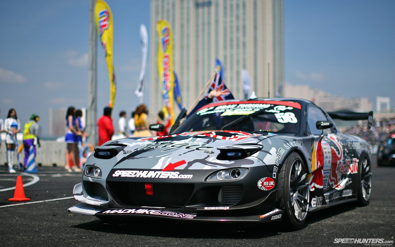 Mazda rx7 red bull rotary engine speedhunterscom wallpaper ...