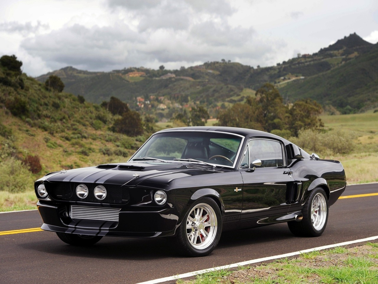 classic ford mustang shelby gt500 cars vehicles wallpaper. Black Bedroom Furniture Sets. Home Design Ideas
