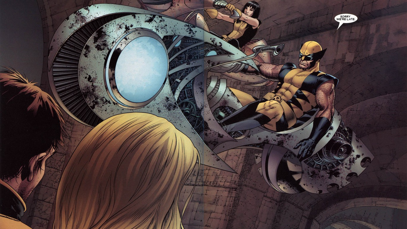11 Best Hd Wallpapers From The Marvel Universe That You: Marvel Comics Wolverine Heroes Wallpaper