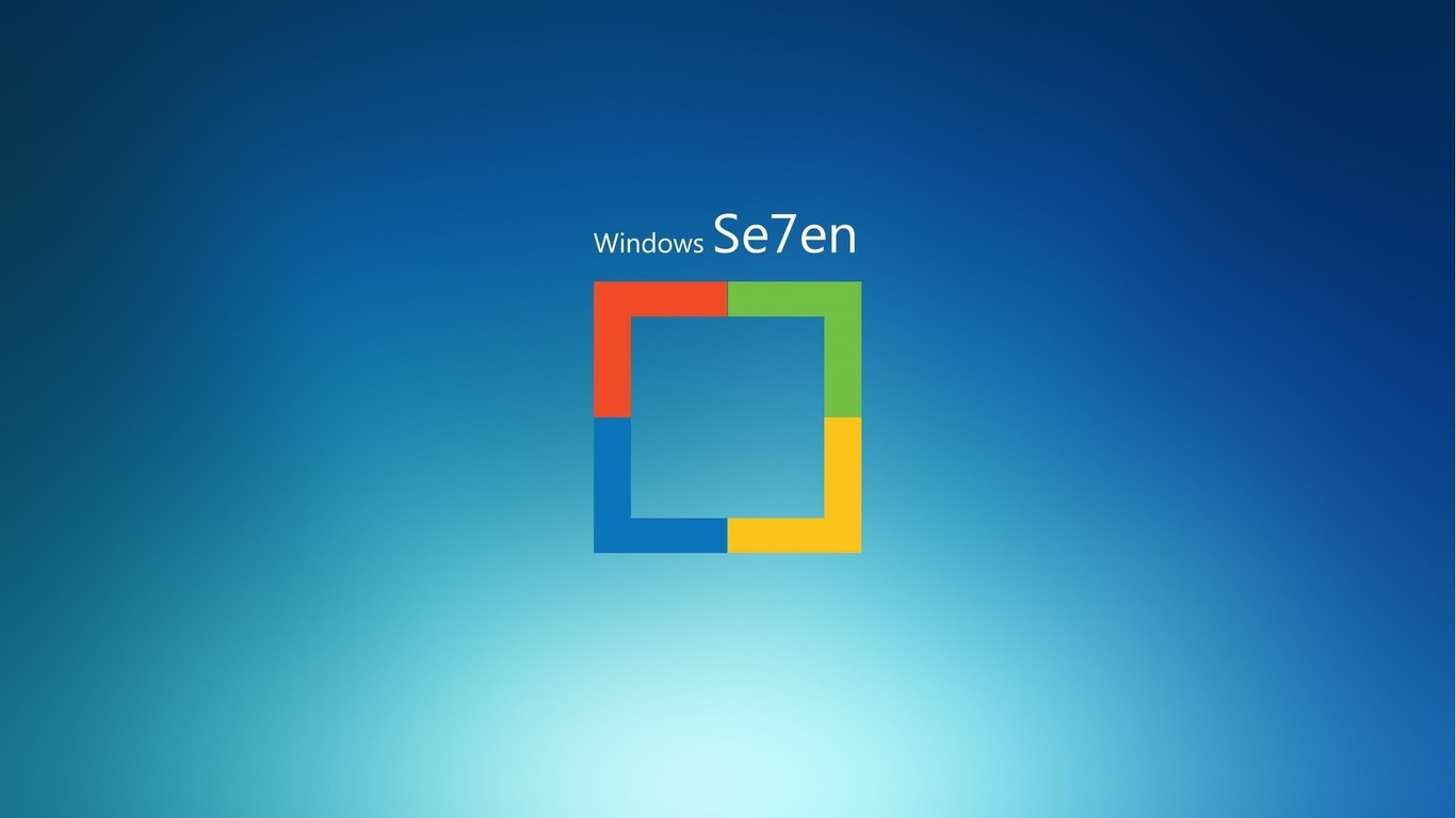 Windows 7 Logo 8 Wallpaper