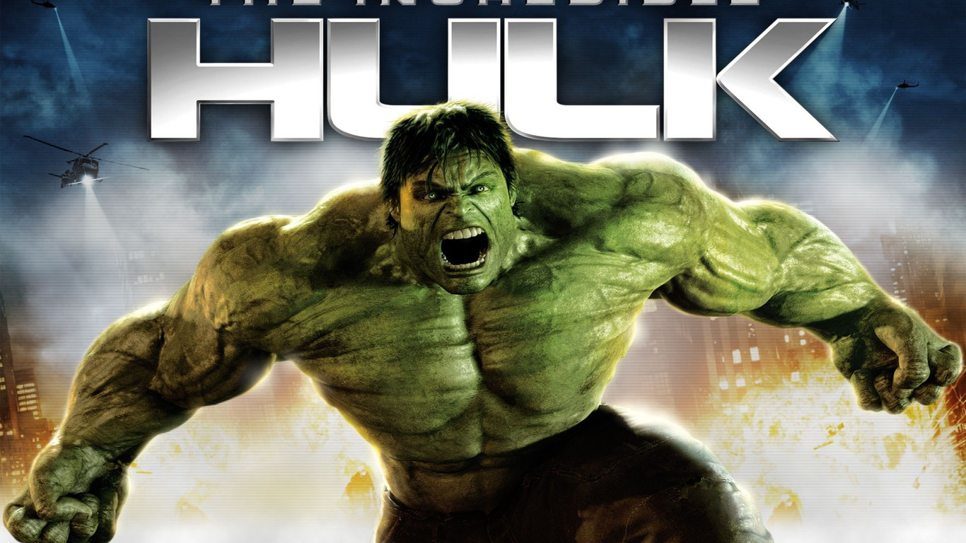 Movie posters the incredible hulk wallpaper AllWallpaperin
