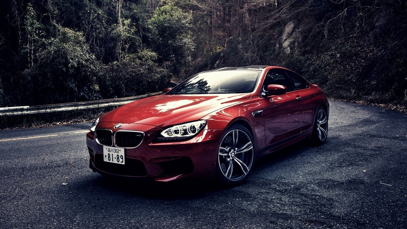 Bmw Hd Wallpapers Background: Japan Bmw Cars Vehicles M6 Wallpaper