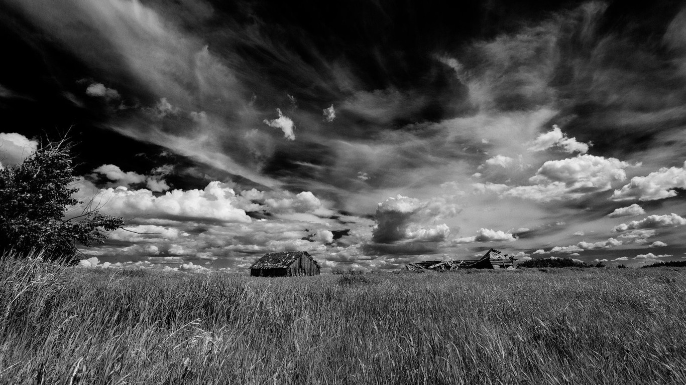 Black and white skies wallpaper 13911 - Black and white hd wallpapers black background ...