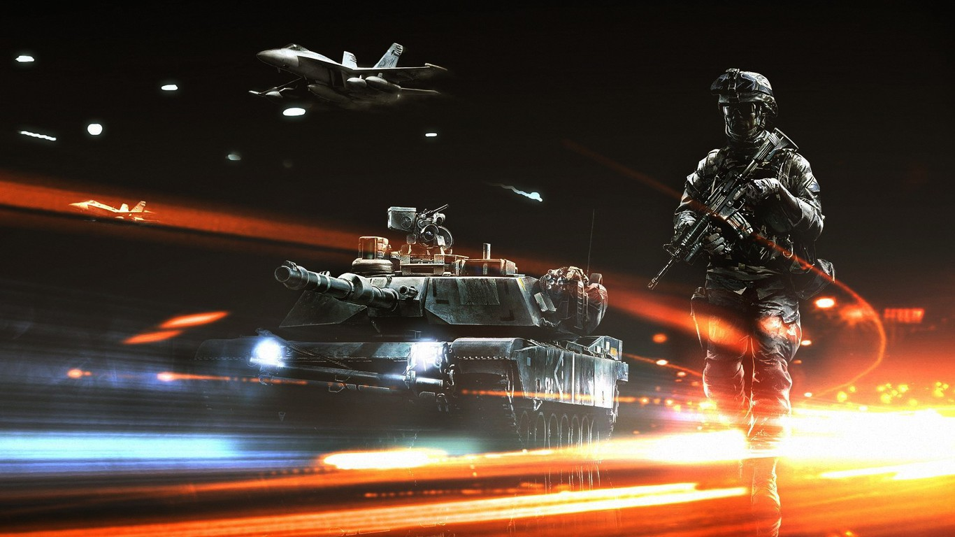 Aircraft tanks battlefield 3 wallpaper | AllWallpaper.in ...