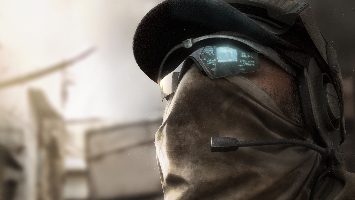 Video games tom clancy ghost recon future soldier ...
