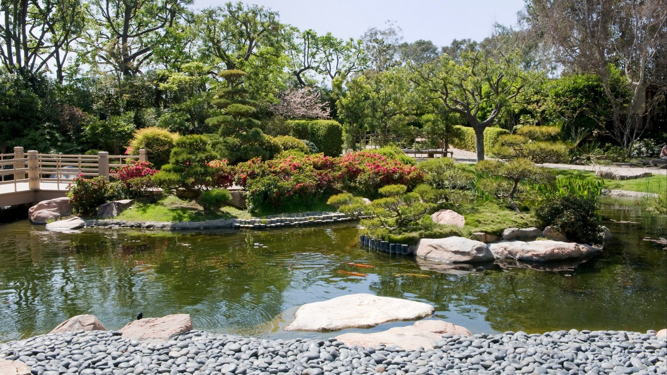 Japanese gardens wallpaper 15638 pc en for Japanese wallpaper home