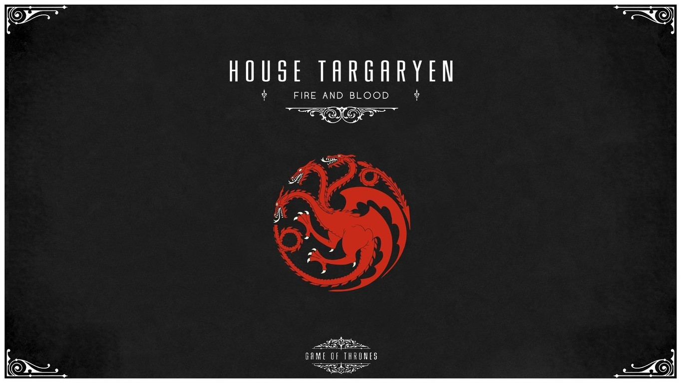 Game Of Thrones House Targaryen Wallpaper Allwallpaper In 5874