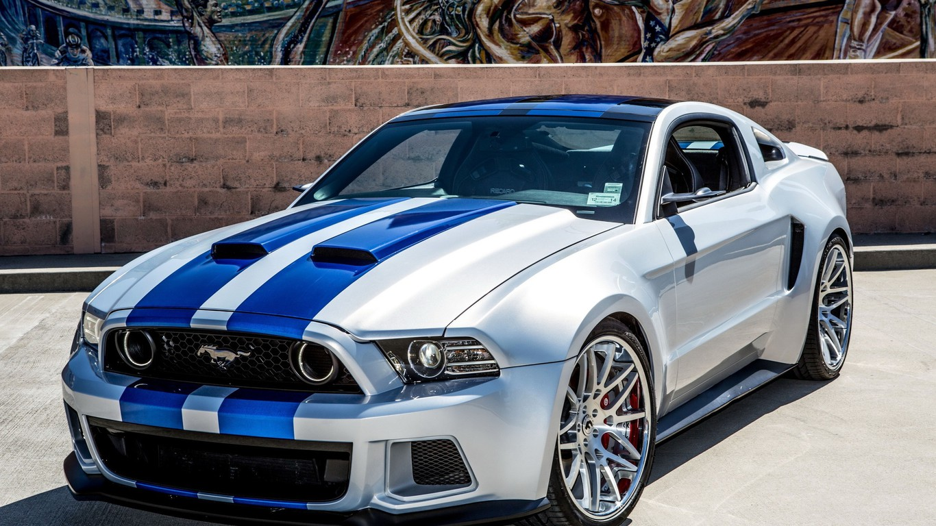 Mustang Car Hd Wallpapers Aoutos Hd Wallpapers