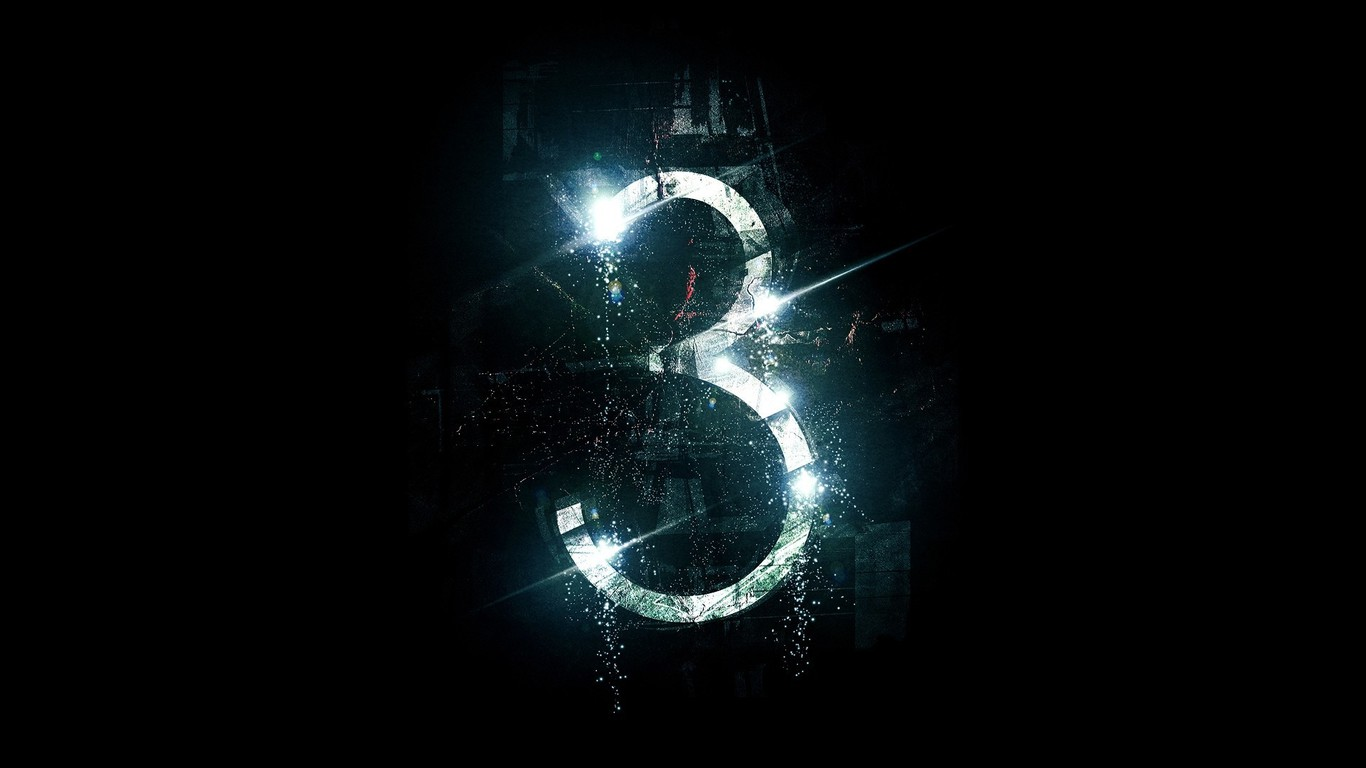 typography numbers widescreen george smith endeffect precurser