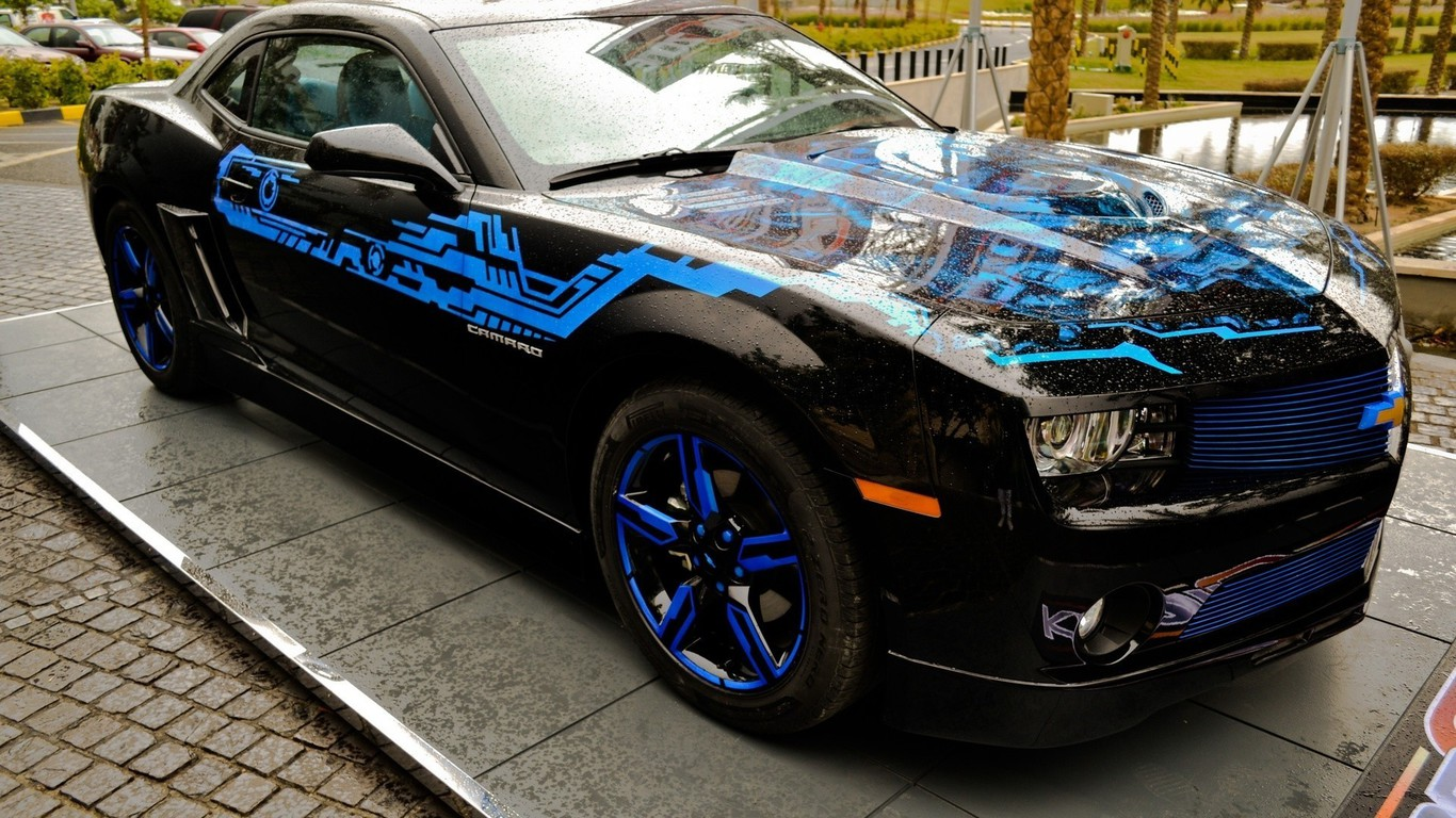 Chevrolet camaro muscle cars wallpaper - Muscle cars wallpaper hd pack ...