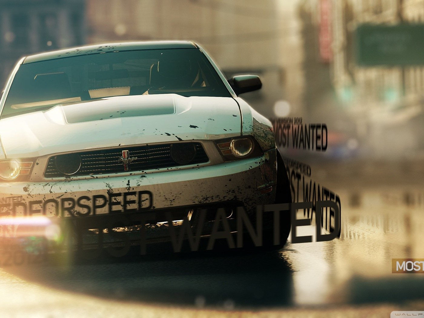 Design need for speed most wanted 2 wallpaper ...