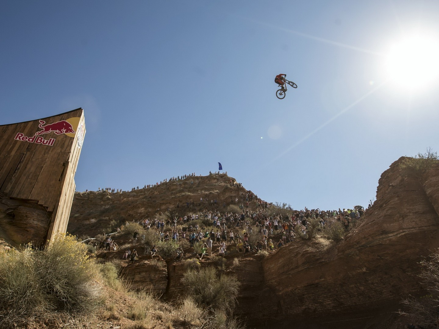 Red Bull Rampage >> Bicycles sports extreme motorbikes red bull rampage wallpaper | AllWallpaper.in #6742 | PC | en