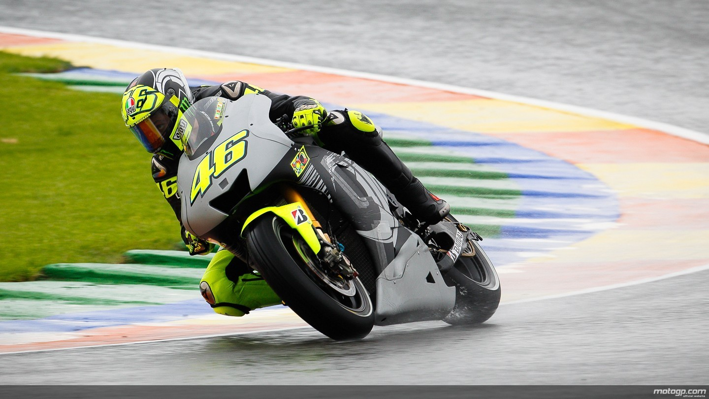 moto gp valentino rossi yamaha m1 the doctor wallpaper
