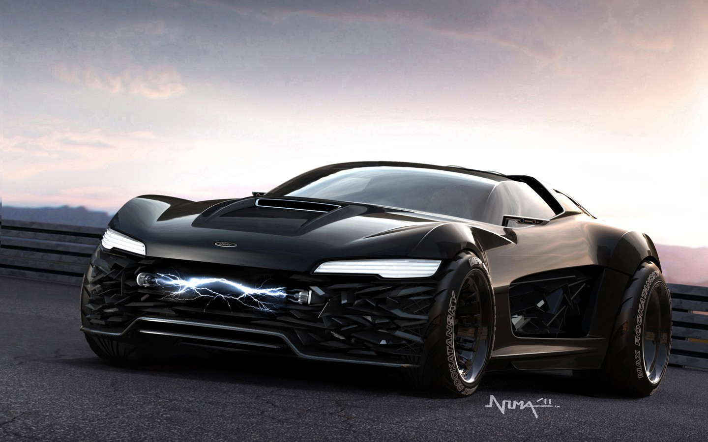 Black Ford Explorer >> Concept art vehicles ford falcon black australia wallpaper | AllWallpaper.in #11123 | PC | en