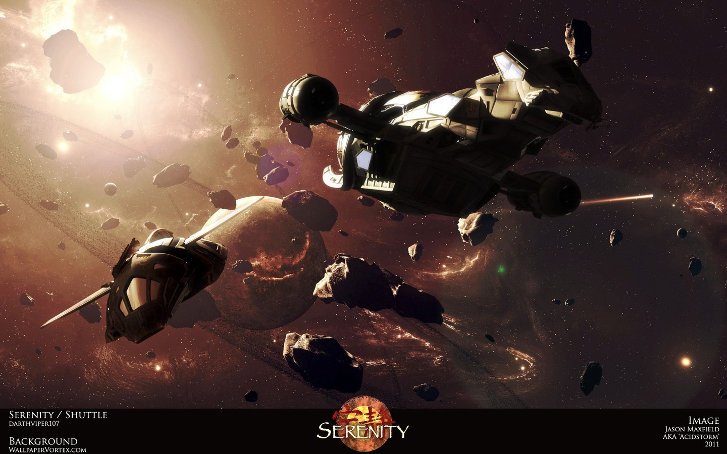 firefly serenity wallpaper table 3 - photo #2