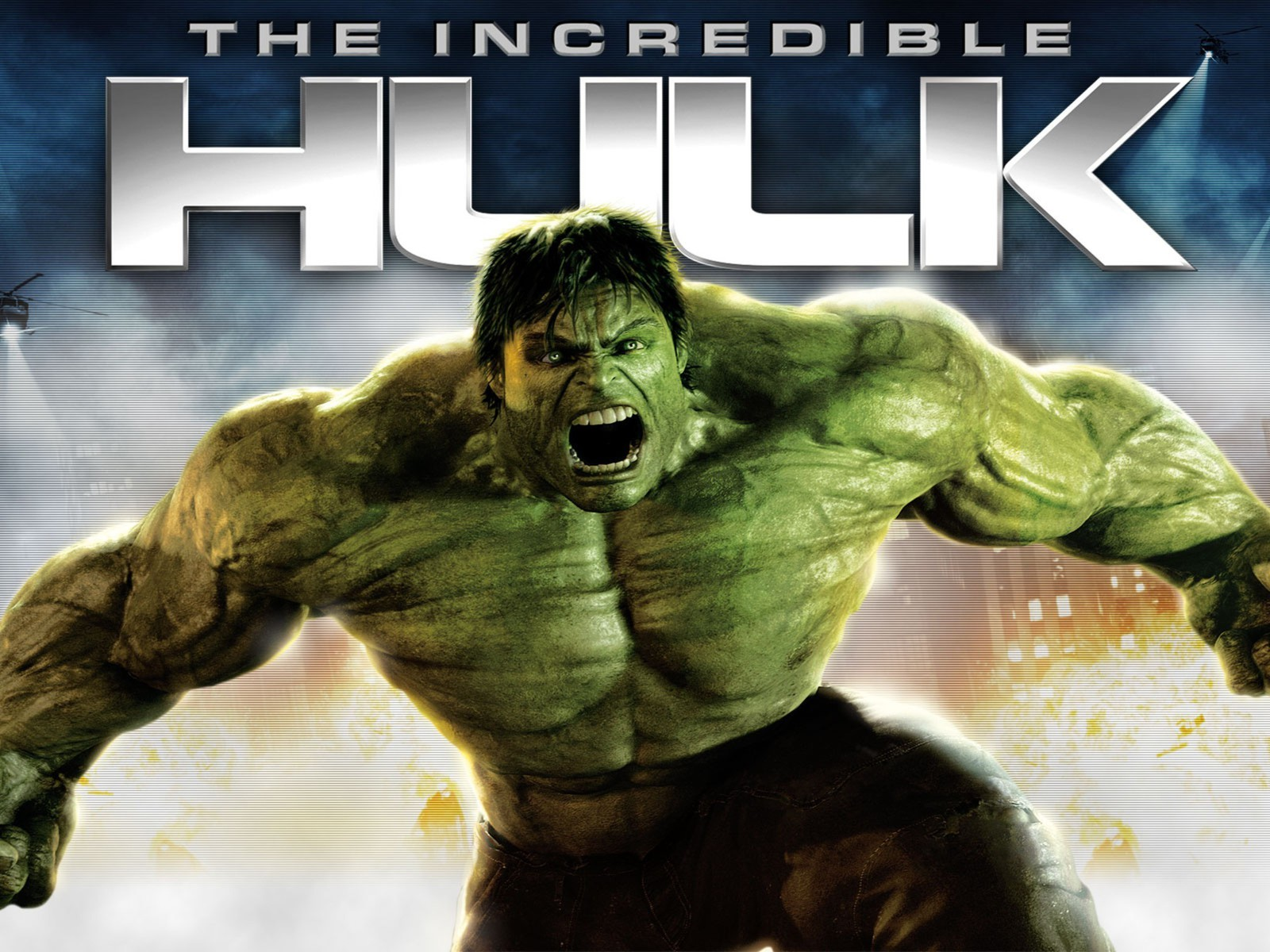 El increible hulk the incredible hulk - 1 1