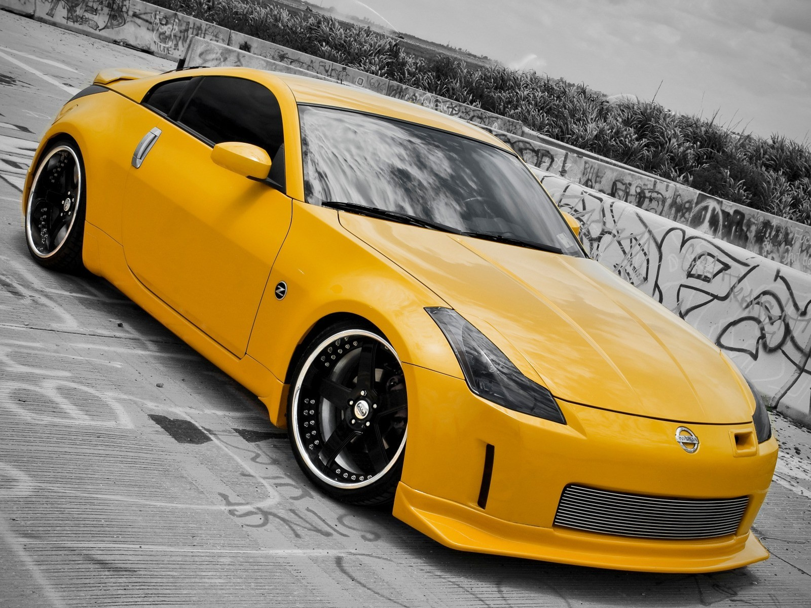nissan 350z wallpaper