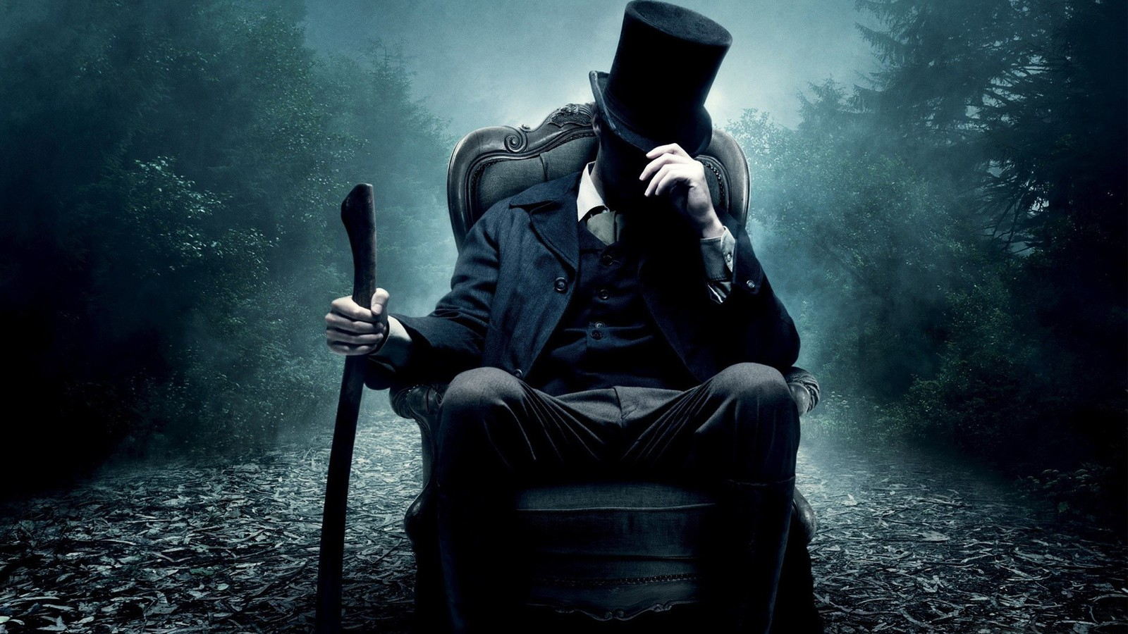 Movies Abraham Lincoln Vampire Hunter Game Wallpaper