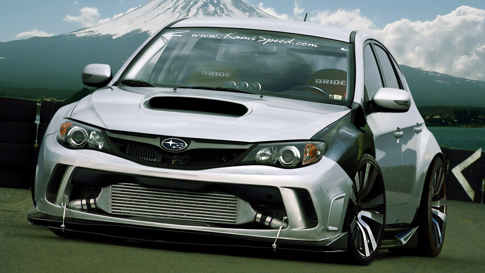 tuning subaru impreza wrx jdm sti wallpaper allwallpaper. Black Bedroom Furniture Sets. Home Design Ideas
