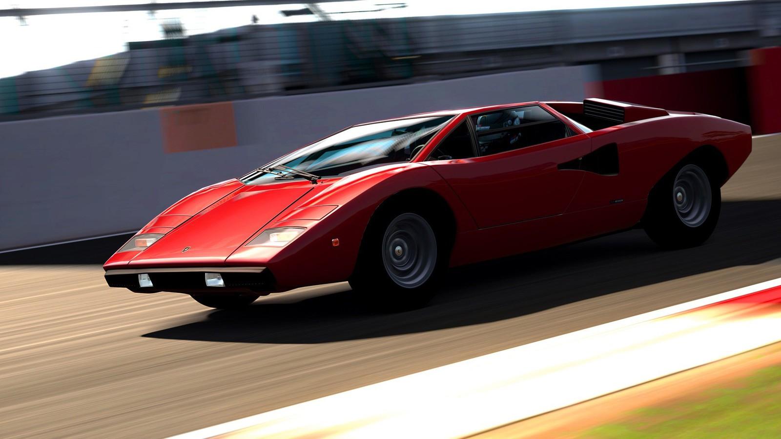 lamborghini countach playstation 3 gran turismo 6. Black Bedroom Furniture Sets. Home Design Ideas