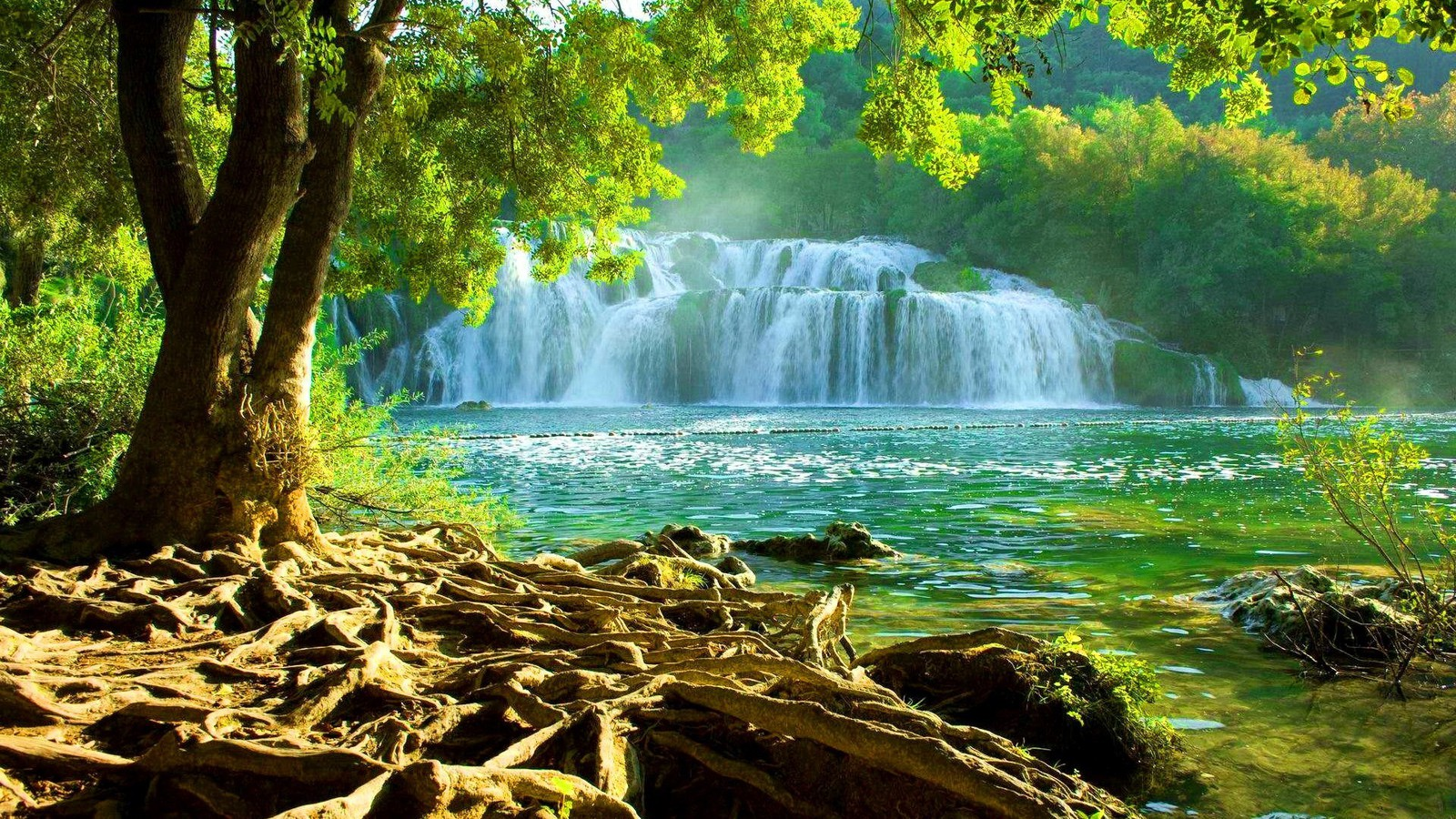 National park krka wallpaper 6050 pc en - Top hd wallpapers for laptop ...