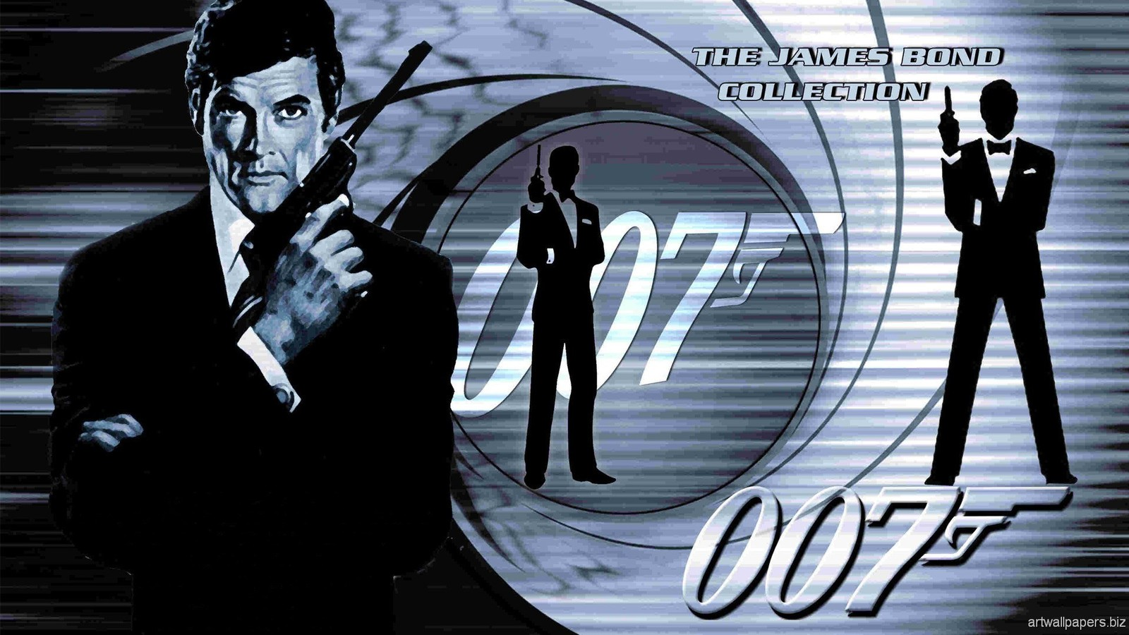 007 james bond wallpaper 7331 pc en - James bond images hd ...