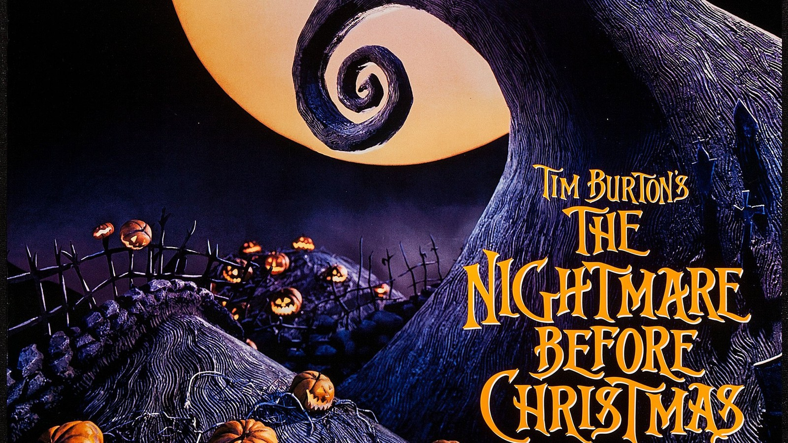 The nightmare before christmas movie posters wallpaper ...