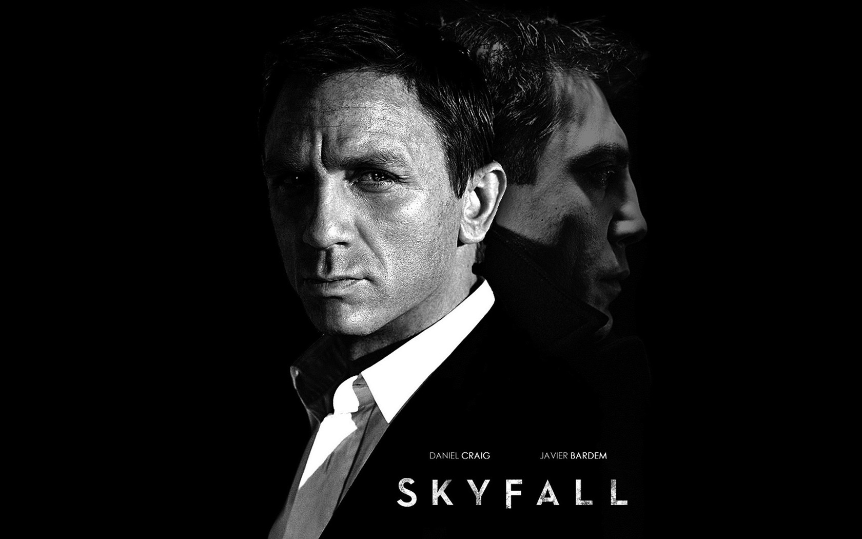 Movies James Bond Daniel Craig Javier Bardem Skyfall