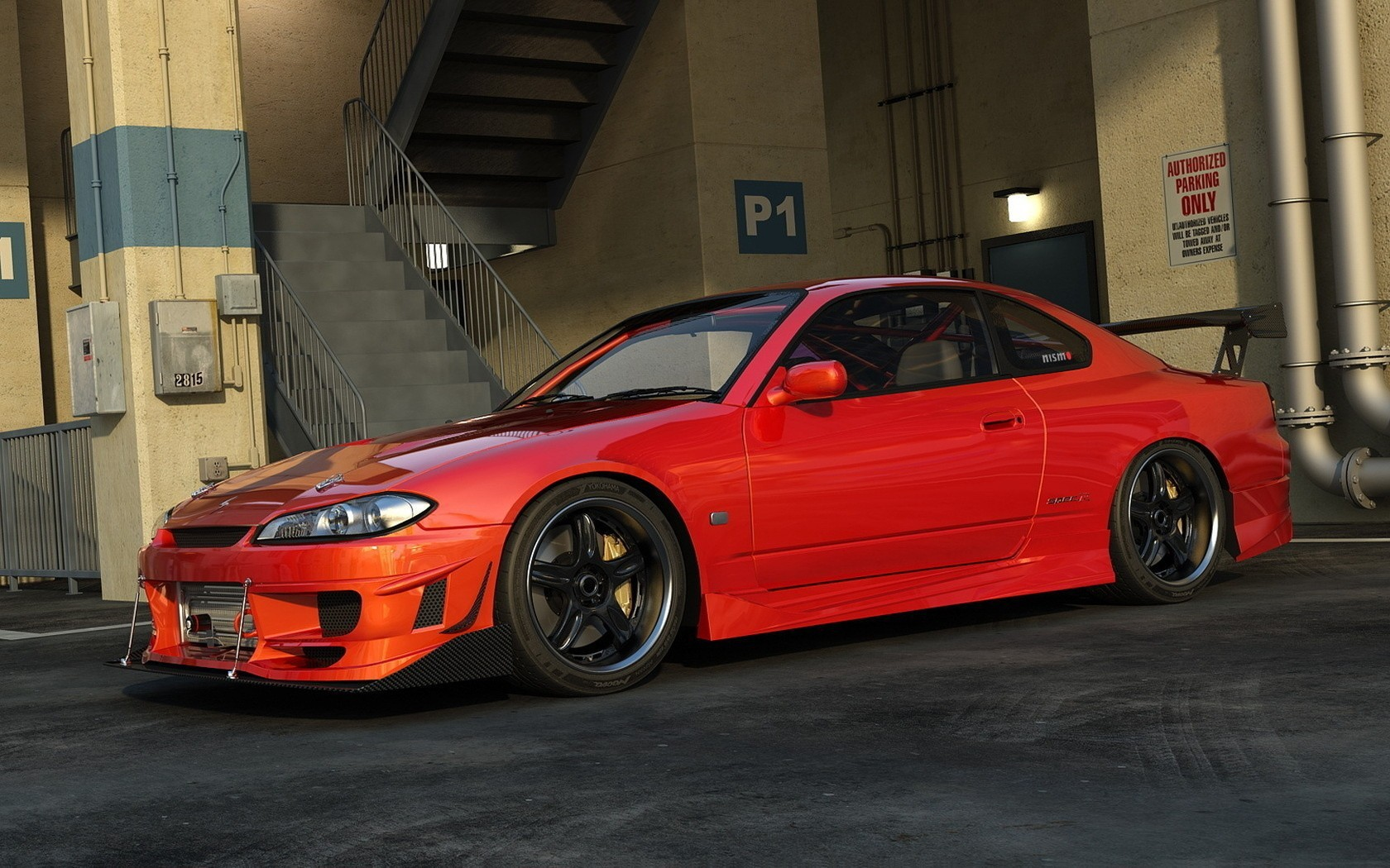 Similiar Nissan S15 Silvia On Diamonds Keywords
