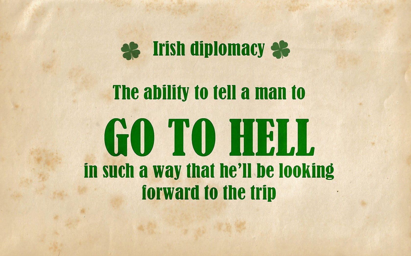 Text Irish Wallpaper  AllWallpaperin 15071 PC En