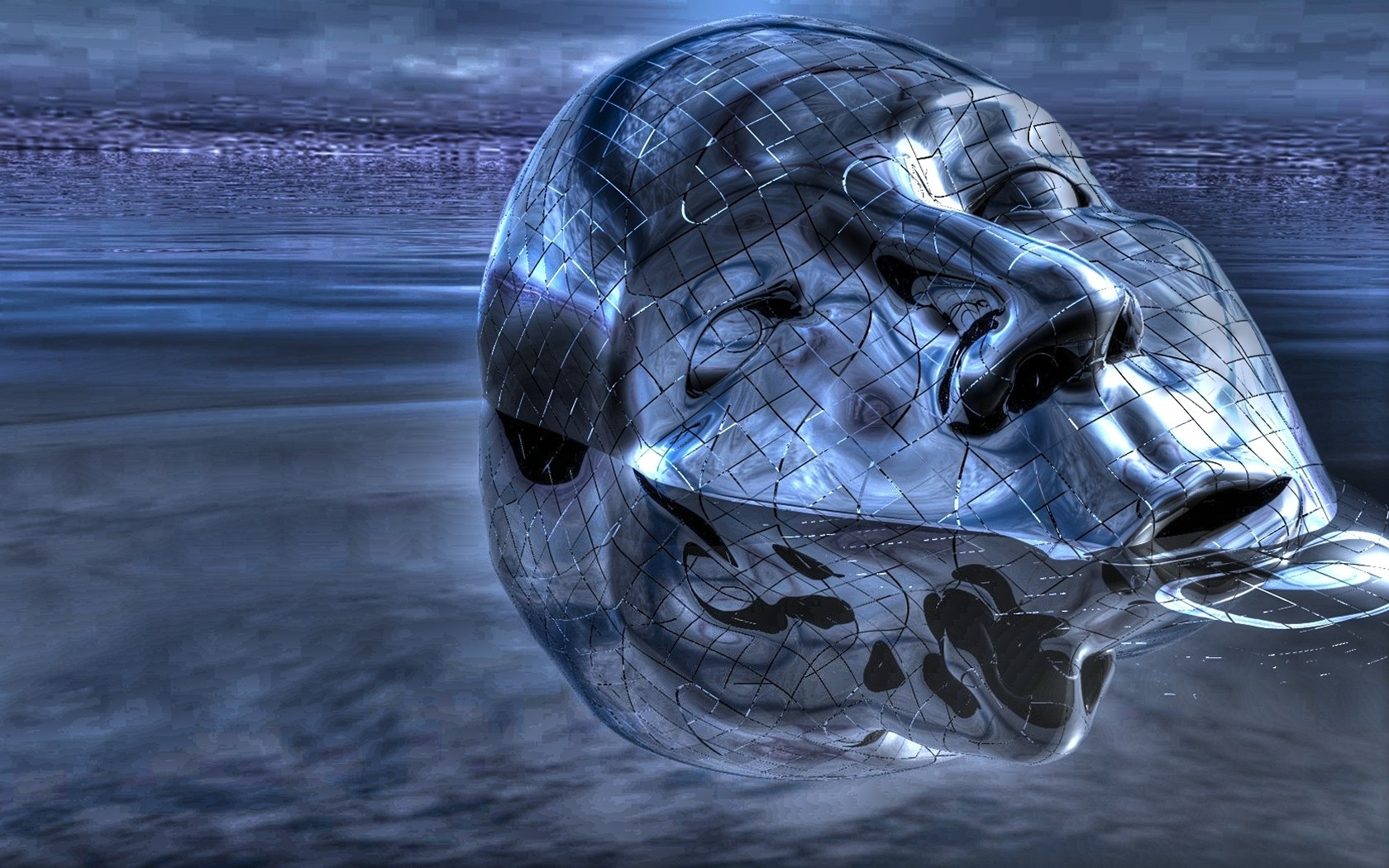 Water wet surreal hdr photography 3d wallpaper ...