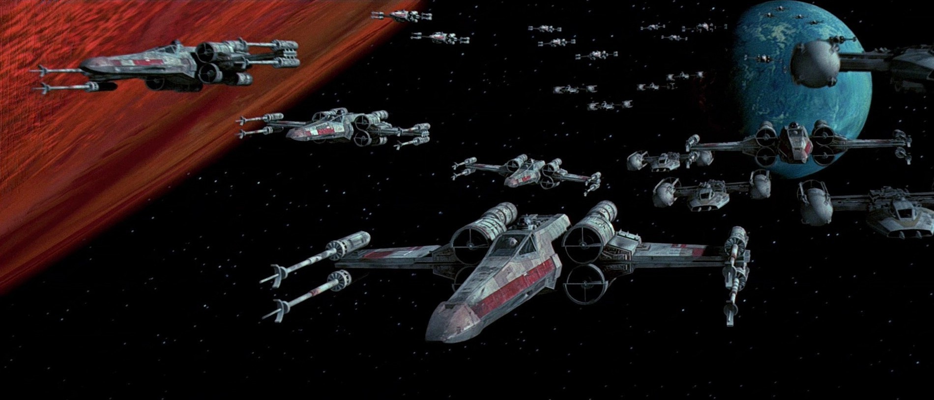 Star Wars Outer Space Movies X Wing Y Wallpaper