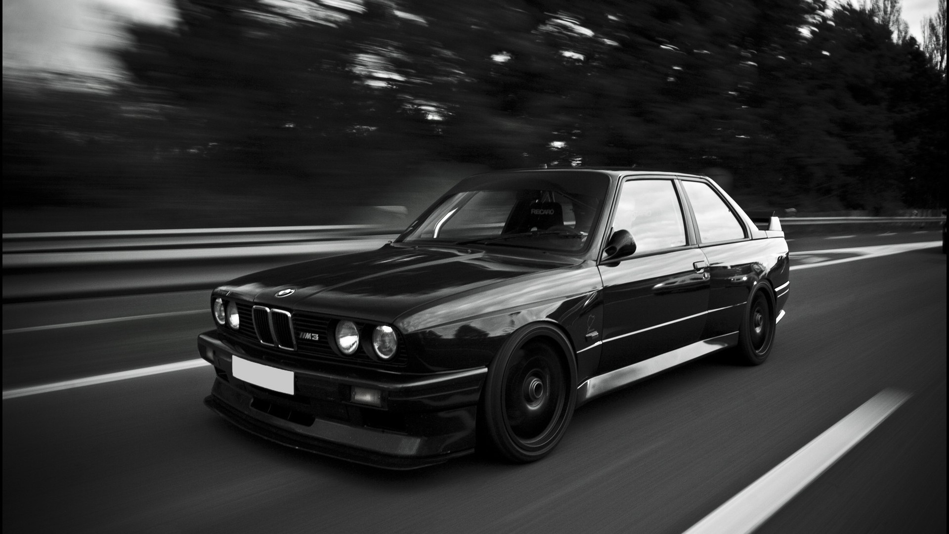 Bmw E30 M3 Black And White Wallpaper Allwallpaper In 10369 Pc En