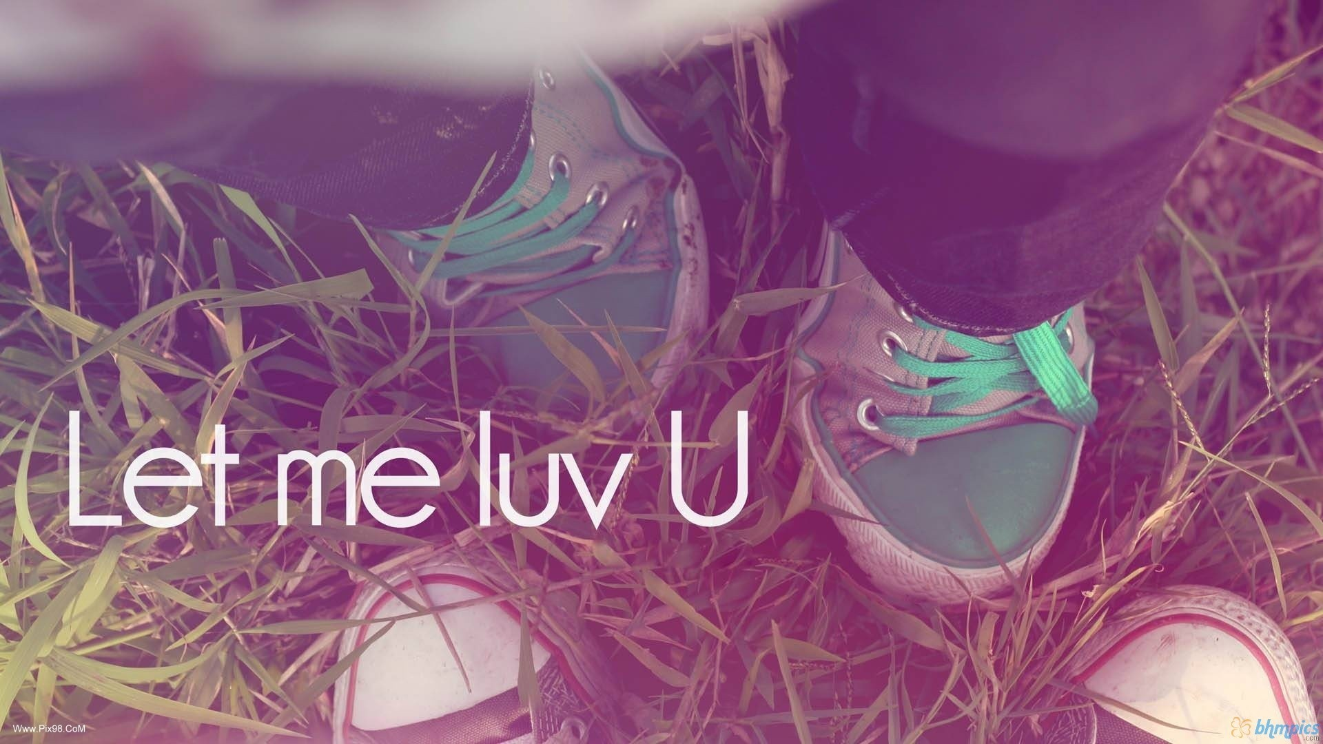Hd wallpaper you and me - Let Me Love You Wallpaper