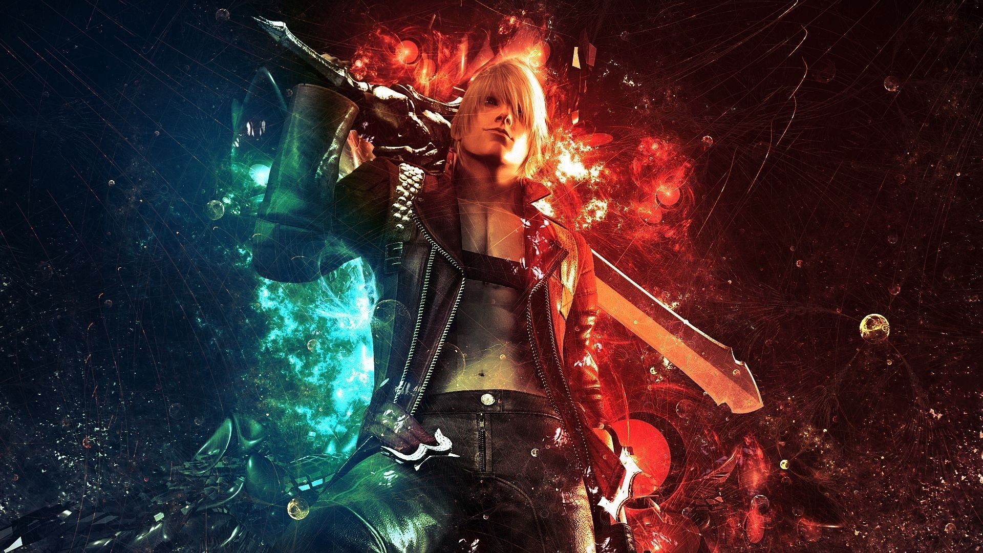 Dmc wallpaper 11348 pc en - Devil may cry hd pics ...