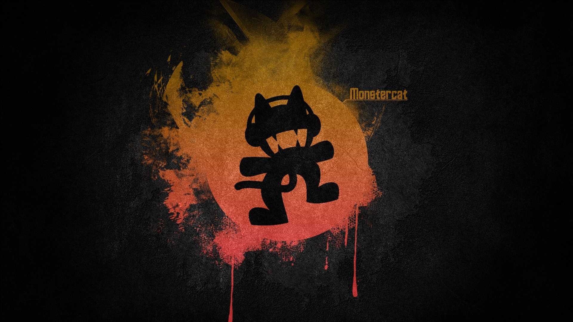 Black music red multicolor orange simple monstercat electronic black music red multicolor orange simple monstercat electronic wallpaper voltagebd Choice Image