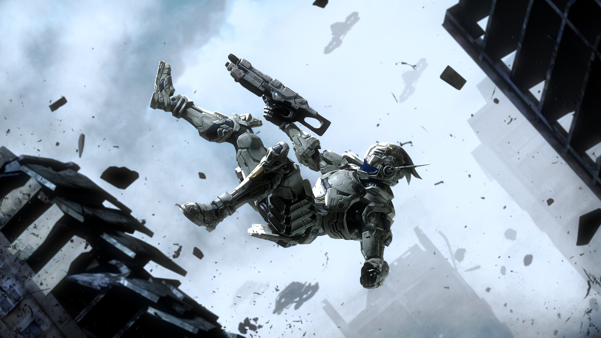 Vanquish armor artwork fantasy art freefall wallpaper ...