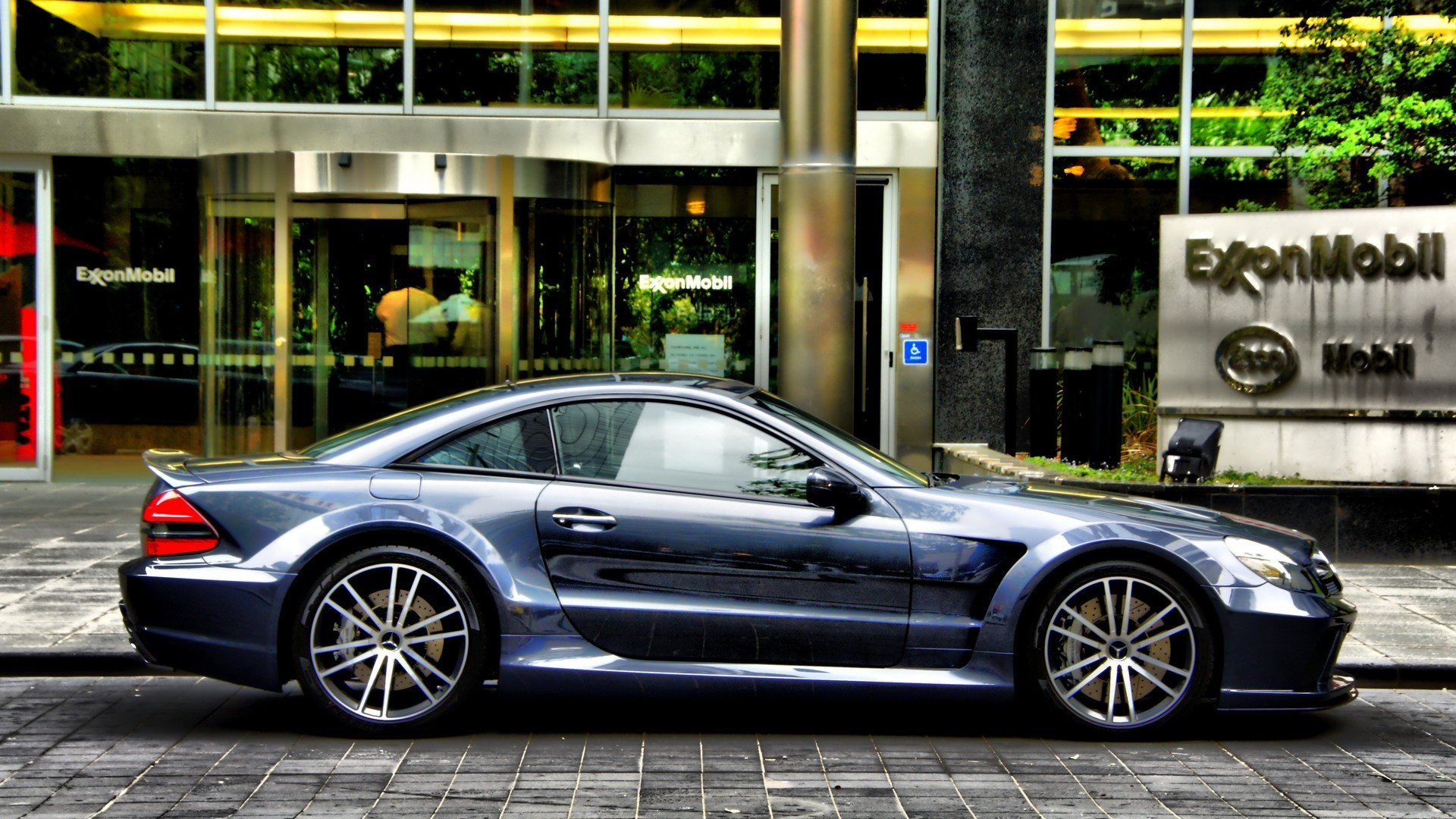 Mercedes benz black series mercedes benz sl 65 wallpaper for A series mercedes benz
