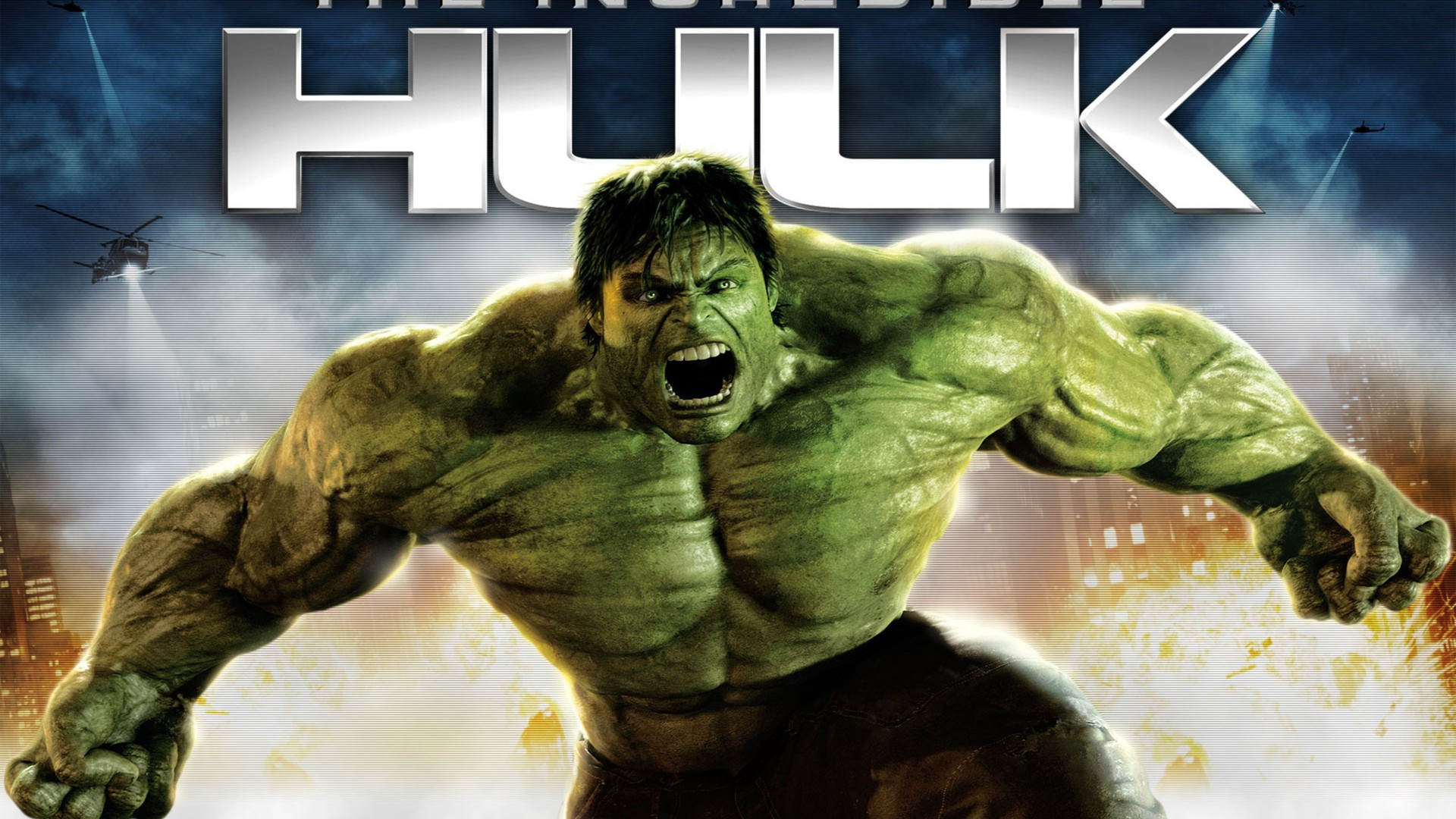 movie posters the incredible hulk wallpaper | allwallpaper.in #13059