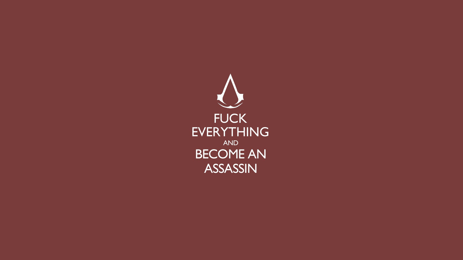 assassins creed text quotes funny logos wallpaper | allwallpaper.in