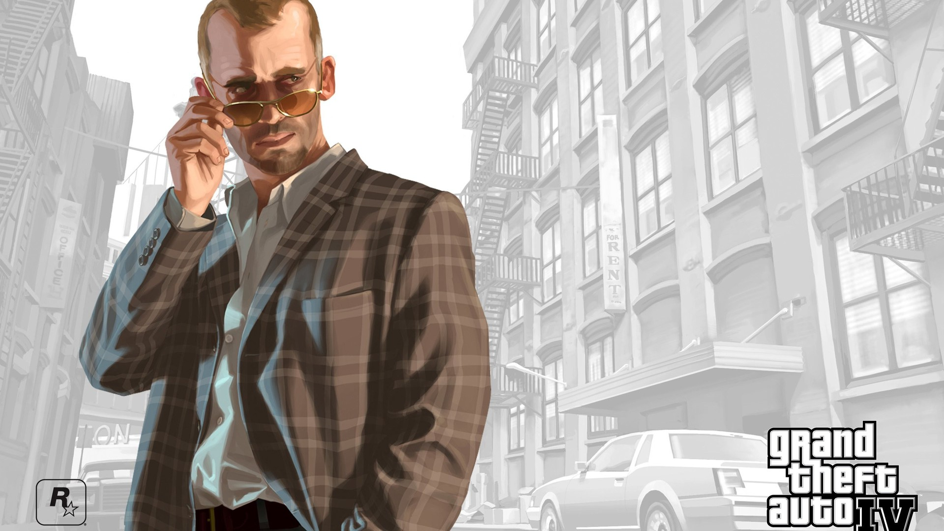 Video games grand theft auto gta iv wallpaper ...