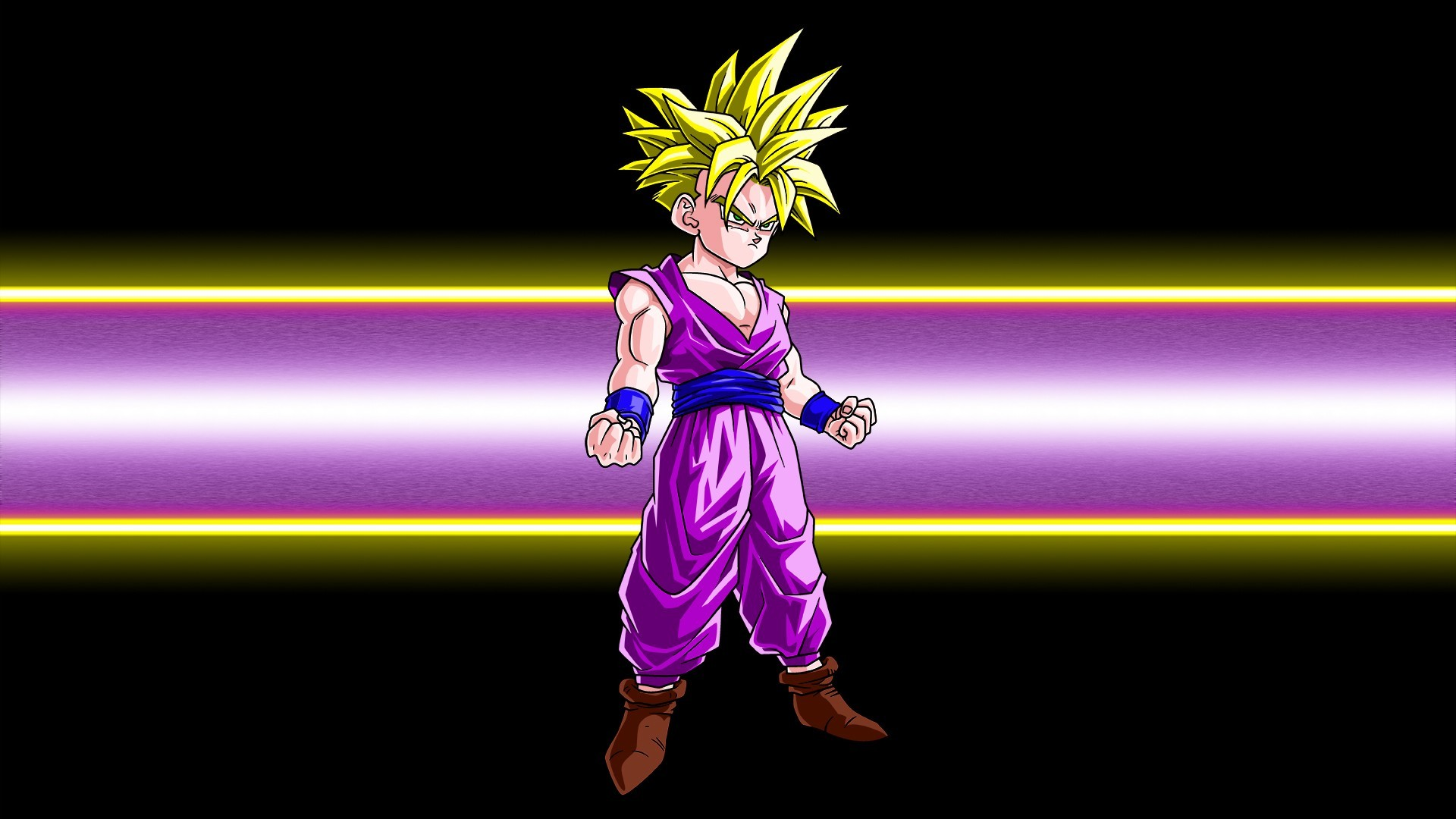 Super saiyan 2 gohan wallpapers