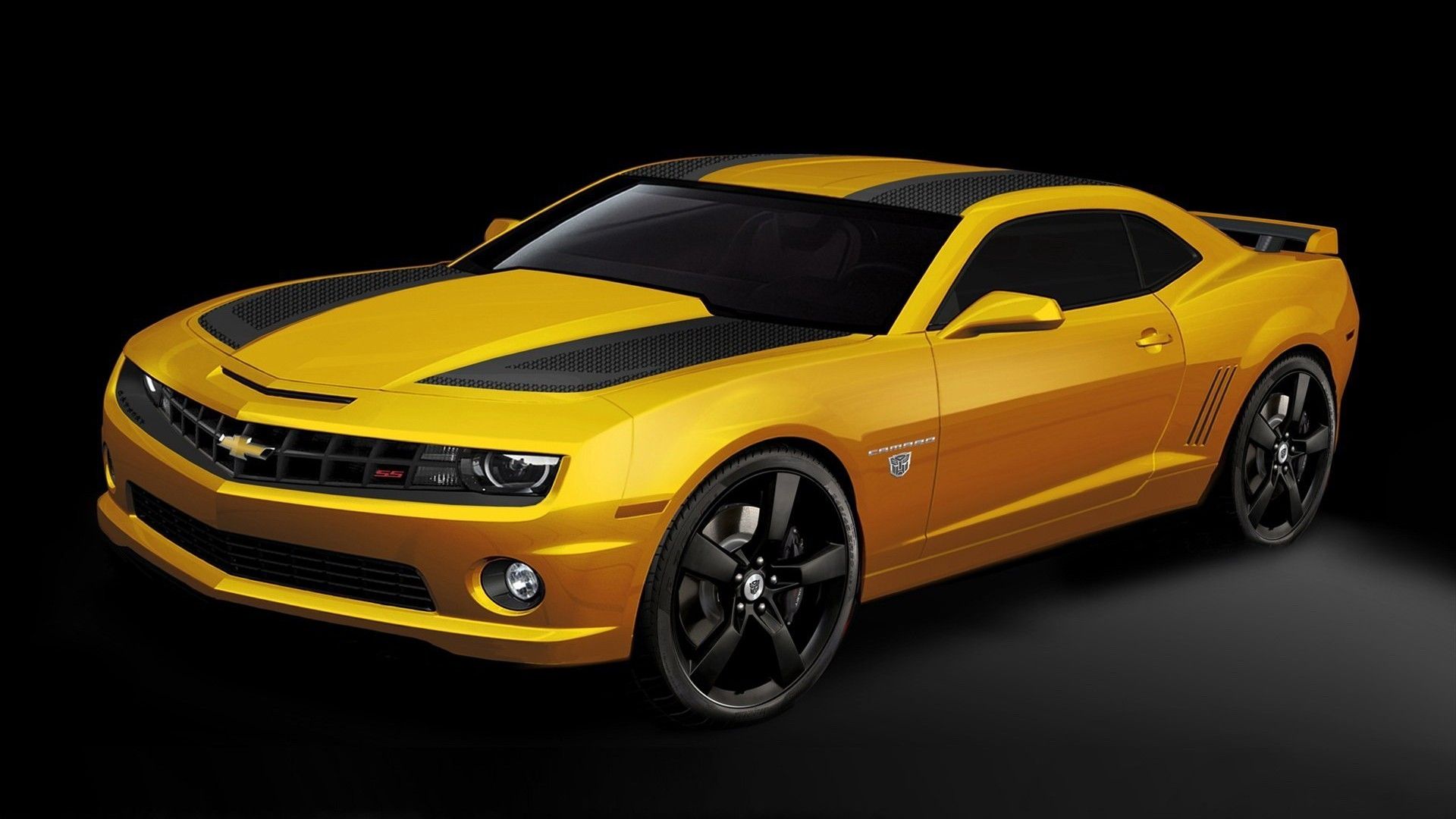 Bumblebee Chevrolet Camaro Ss Cars Wallpaper
