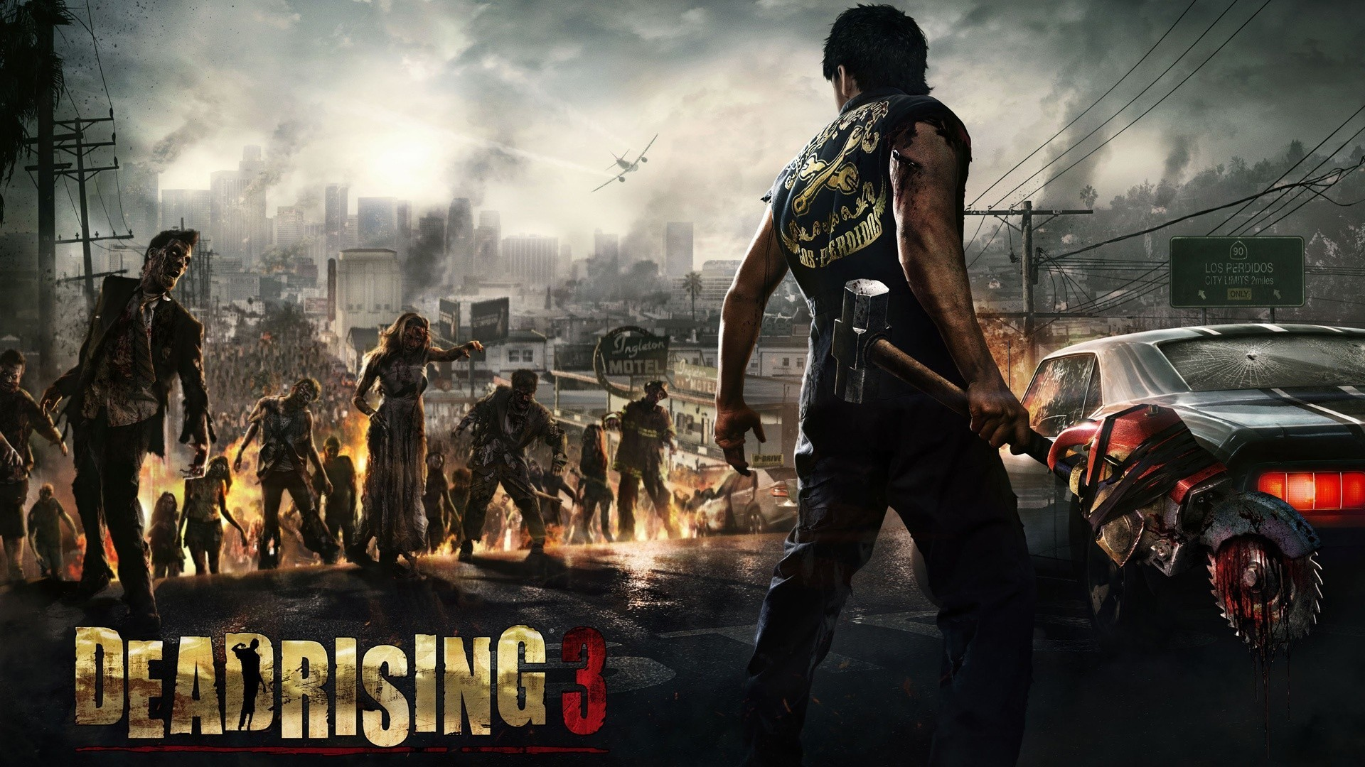Capcom dead rising xbox one 3 game wallpaper ... Xbox One Game Wallpaper