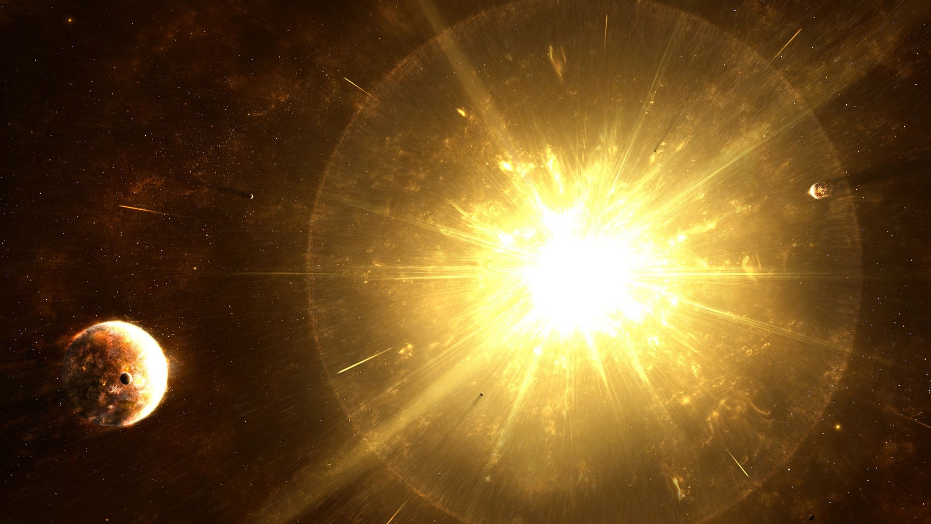 hd nasa star explosion - photo #17