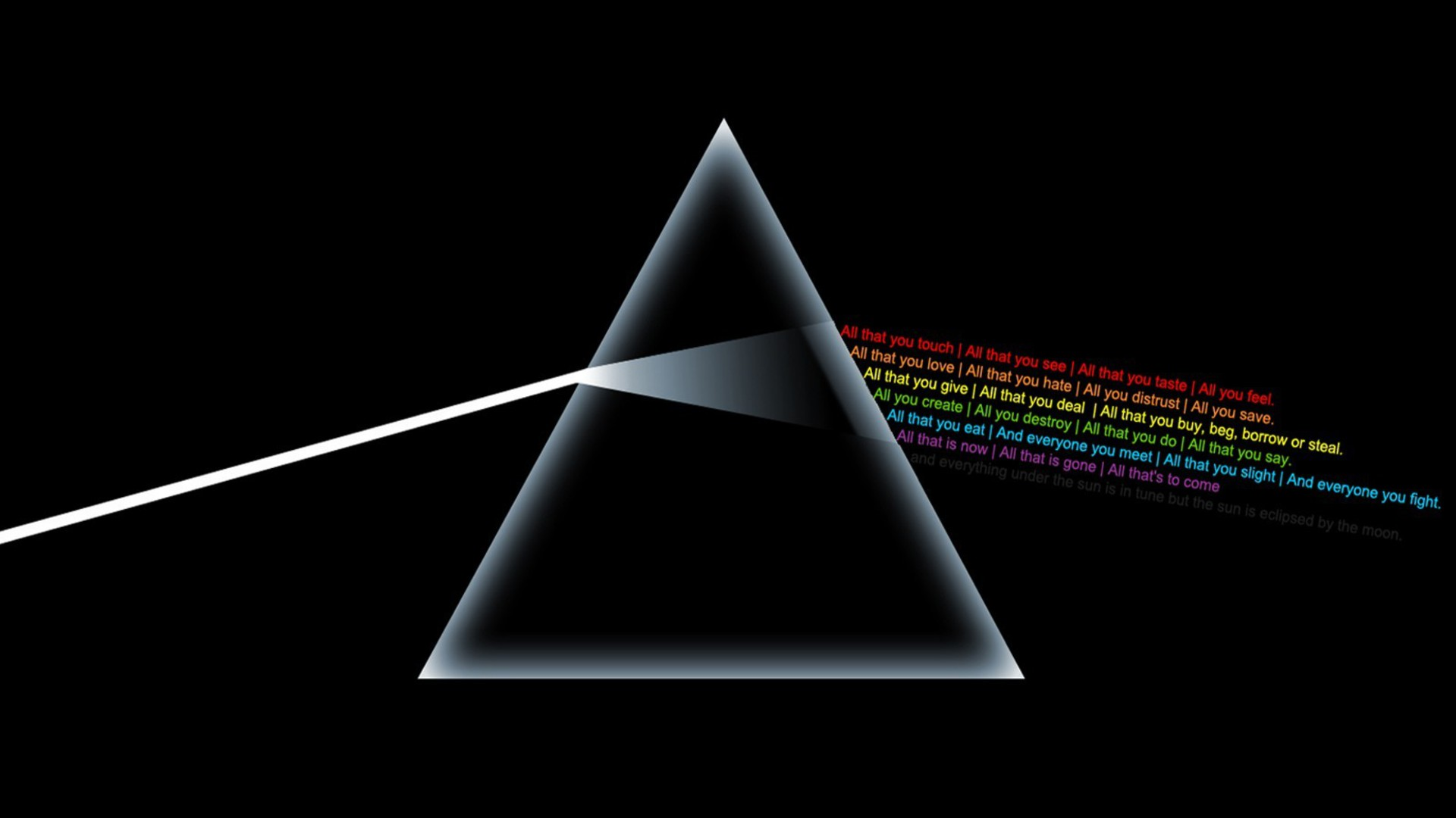 floyd rock dark side of the moon wallpaper allwallpaper