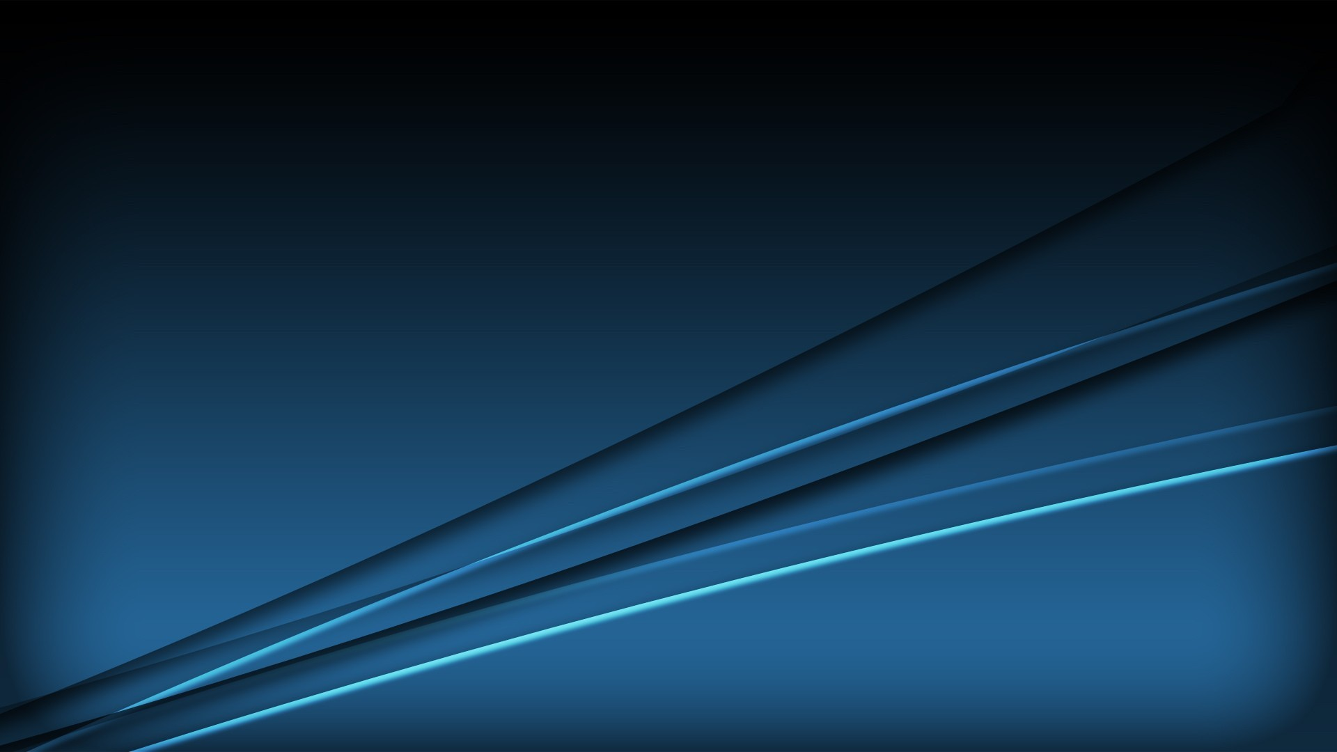 Abstract blue minimalistic computer graphics wallpaper for Graphic wallpaper
