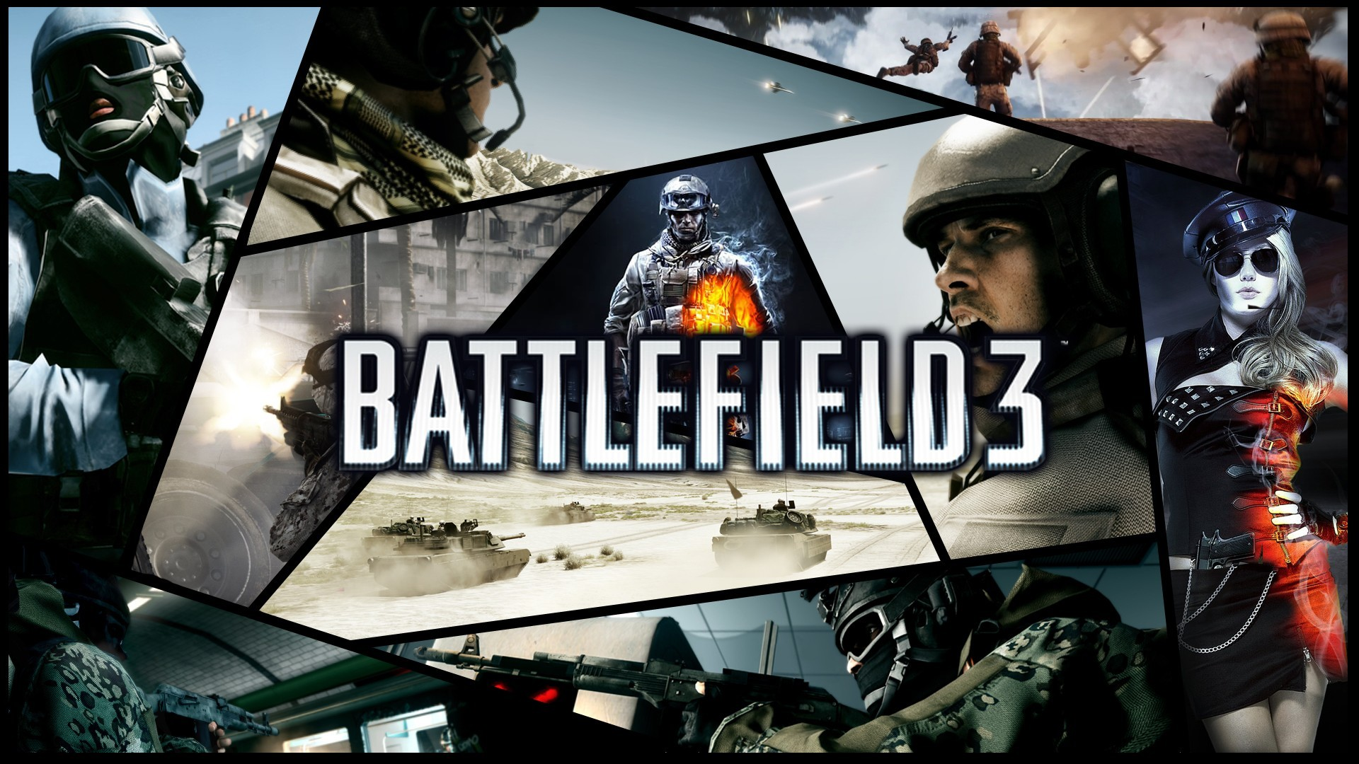 battlefield 3 wallpaper | allwallpaper.in #15441 | pc | en