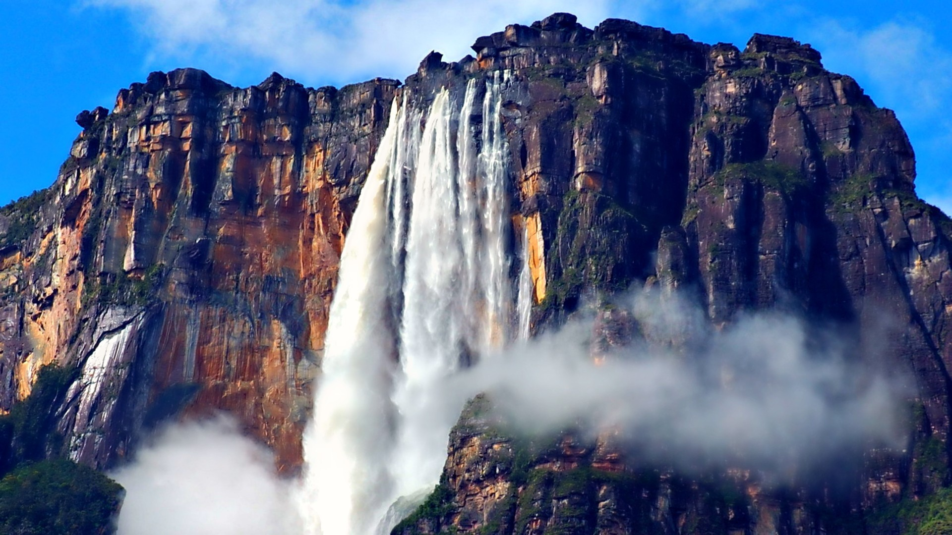 angel falls wallpaper - photo #4