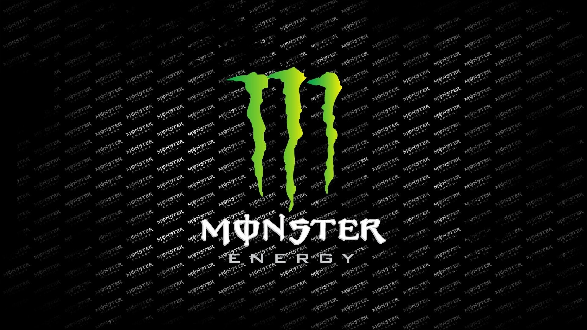 Logos Monster Energy Wallpaper